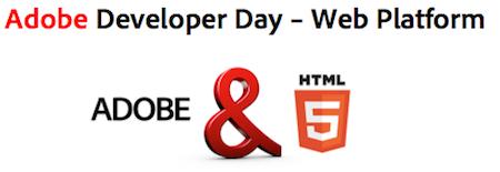 Adobe Developer Day - Web Platform