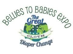 Bellies to Babies Expo and Great Cloth Diaper Change