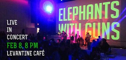Elephants With Guns, Live Central Asian Concert