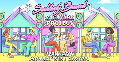 Suddenly Brunch - Backyard Project