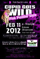 """Back to Nature's 3rd Annual """"CUPID GOES WILD"""""""