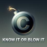 Copyright: Know It Or Blow It