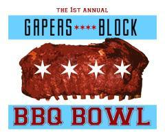 Gapers Block BBQ Bowl
