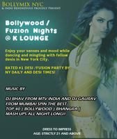 BOLLYMIX NYC  PRESENTS EVERY SATURDAY@ K...