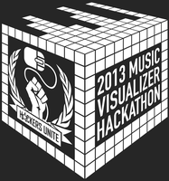 Visualize the Music: a hackathon for the senses
