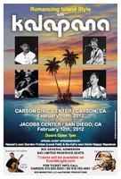 "KALAPANA ""LIVE"" ROMANCING ISLAND STYLE - San Diego, CA"