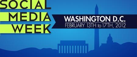 Social Media Week DC Kick Off Breakfast