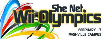 SHE NET: Wii Olympics