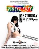 WHITE OUT @ HOUSE OF BLUES (5TH AVENUE STAGE) [SAN...