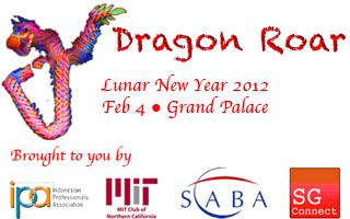 Dragon Lunar New Year Celebration 2012