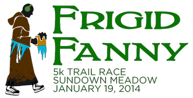 2014 Frigid Fanny 5k Trail Race