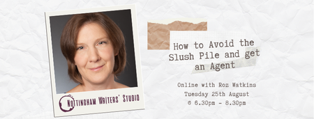 How to Avoid the Slush Pile and get an Agent