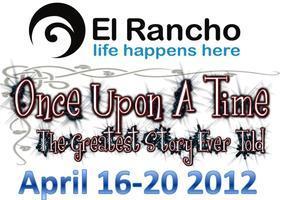 El Rancho April Kids Camp  /  7 12 years old  / 16th -...
