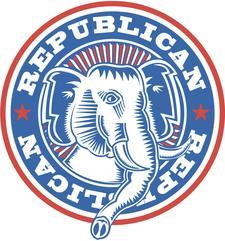 Palos Township Republican Organization logo