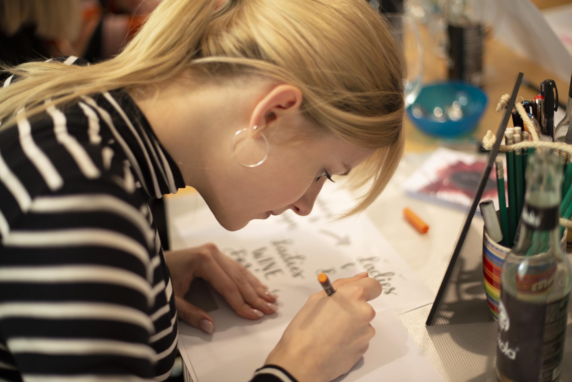 HandLettering Workshop für Anfänger (Hannover)