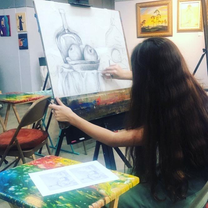 Art Portfolio Preparation Class