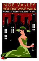 Noe Valley Holiday Wine Walk 2012