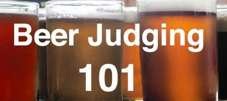 Beer Judging 101 - Sacramento Beer Week 2012