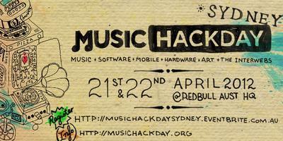 Music Hack Day Sydney