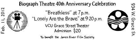 The Biograph Theatre's 40th Anniversary Celebration