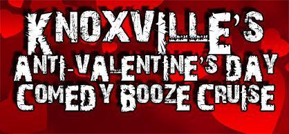 Anti-Valentine's Day Comedy Booze Cruise