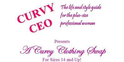 Curvy Clothing Swap for Sizes 14+