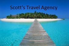 Scott's Travel Agency logo