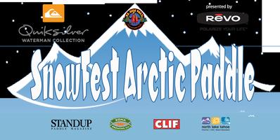 2012 SnowFest Arctic Paddle