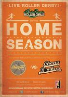 ARRG Home Season Bout 3: Skatefast Club vs Cherry...