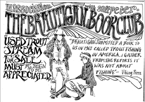 Brautigan Book Club #1 (Jan 2012) - 'A Confederate...