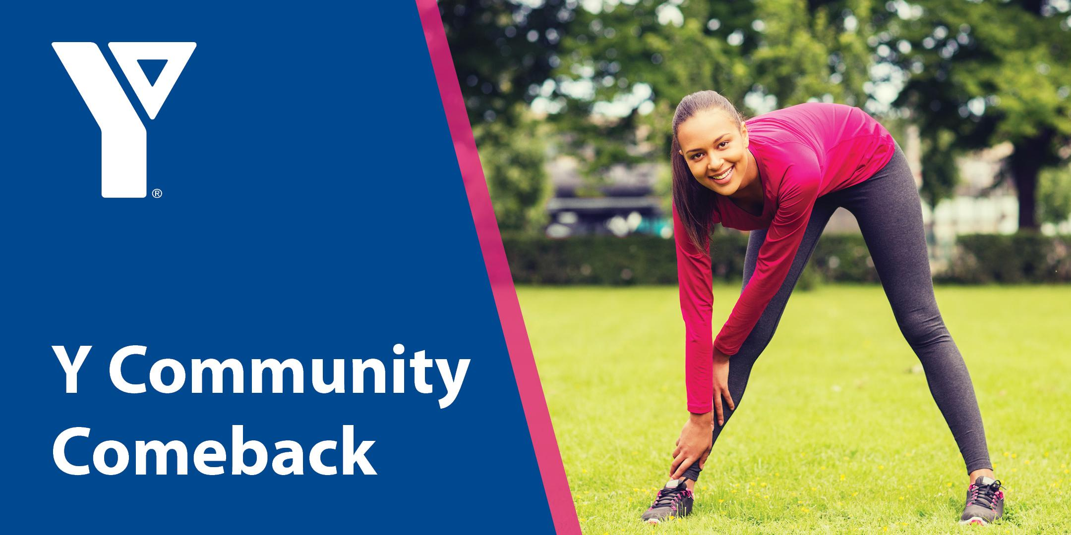 #YCommunityComeback Outdoor Class — Zumba at Castle Downs Family YMCA