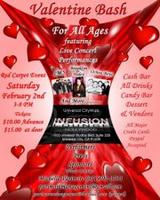 All Ages Valentine Bash 2013 at the Infusion Lounge