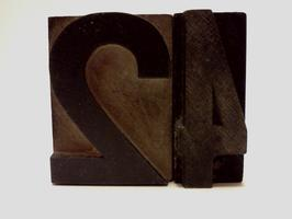 Introduction to Letterpress Printing with Wood Type