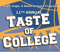 11th Annual Taste of College