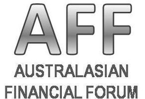 Australasian Financial Forum - Sydney - March 2012