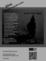 Arctic film night