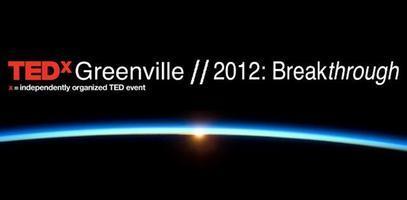TEDxGreenville 2012: Breakthrough