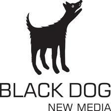 Black Dog New Media logo