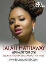 SOUL LOUNGE Huntsville presents LALAH HATHAWAY Live |...