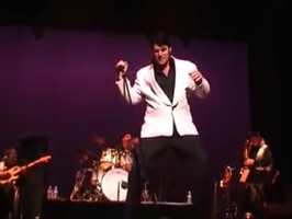 Chris MacDonald Memories of Elvis is Back in Memphis