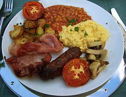 World Cuisine Series (Breakfast Edition) The Brits