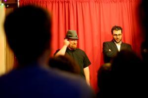 Improv Comedy:  The N Crowd - Special Guest...