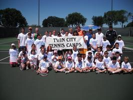 2012 Twin City Tennis Camps  Private Tennis Lessons