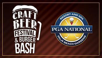 Pga National Craft Beer And Burger Bash