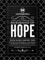 An Evening of Hope with Ruby Payne