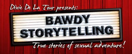 Bawdy Storytelling's 'Experience Junkie'
