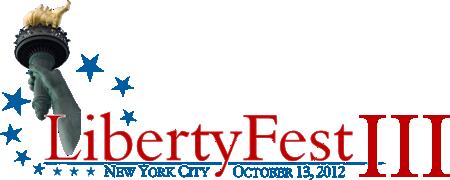 LibertyFest 3 NYC 10/13/12