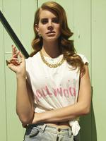 Lana Del Rey In-Store Performance & Signing @ Amoeba...