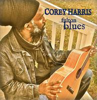 """Fulton Blues"" Corey Harris Benefit Show at the Byrd Theater"