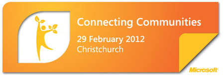 Connecting Communities Christchurch 2012